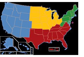 SARE's Four Regions