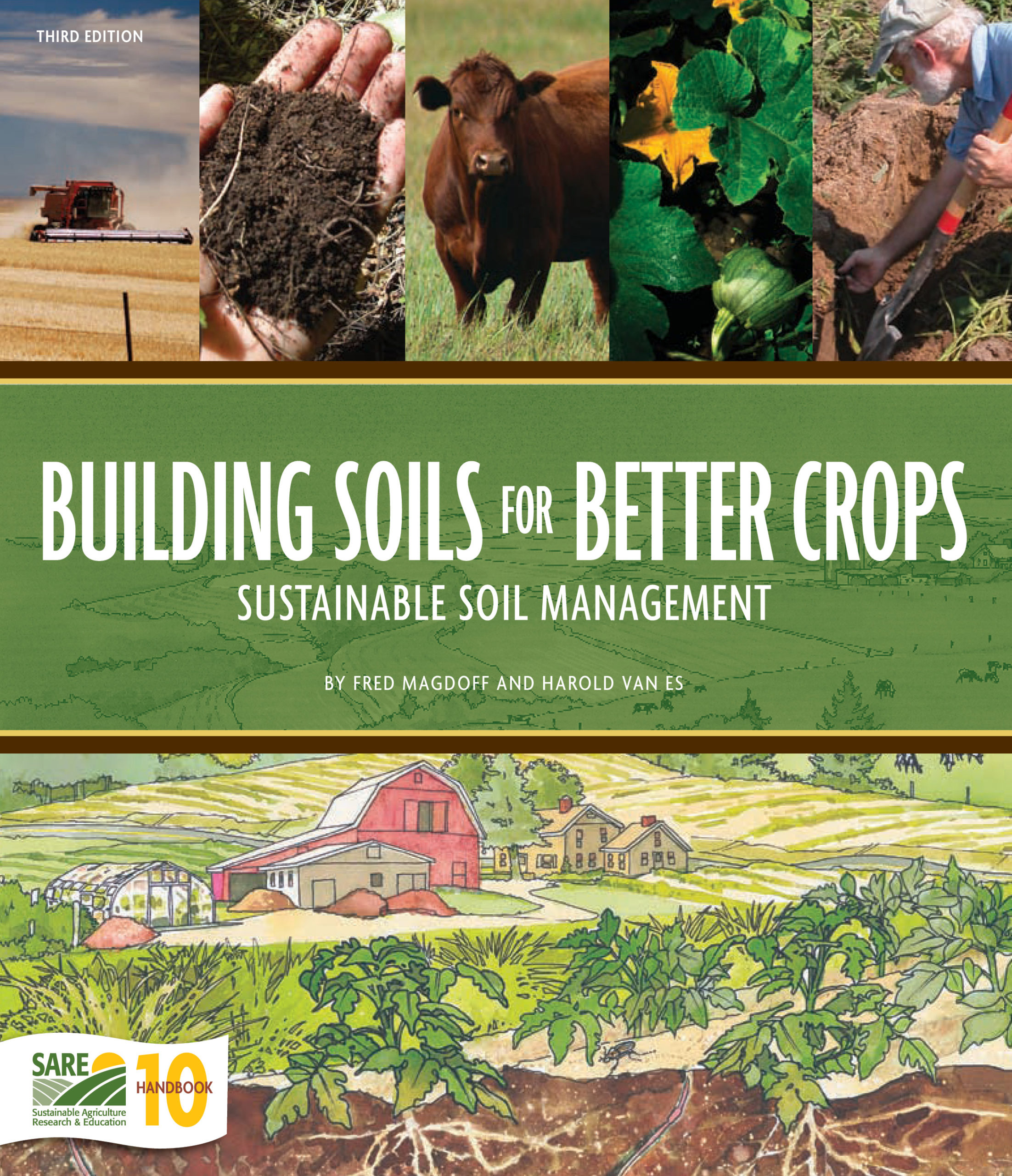 Image result for Building Soils for Better Crops, 3rd Edition