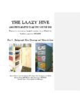 the cover of the laazy hive book