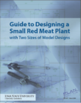 Guide to designing a small red meat plant