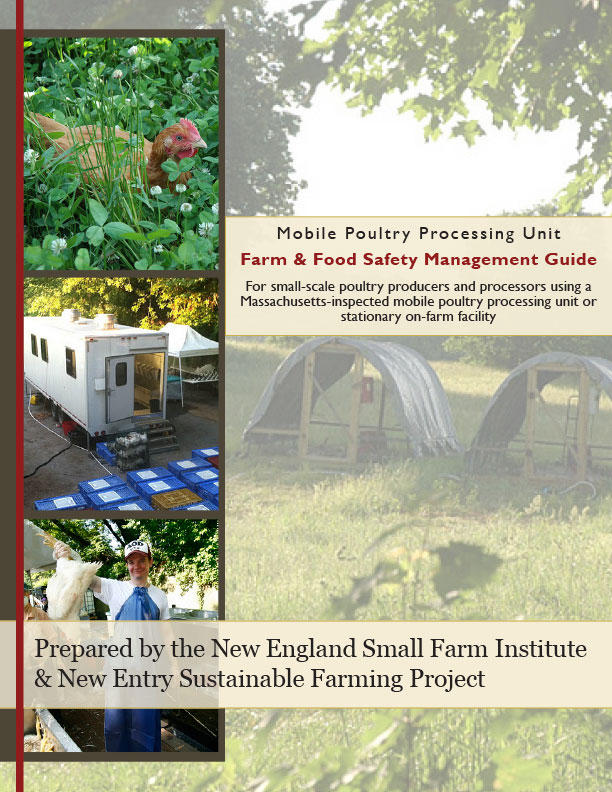Farm and Food Management safety guide cover