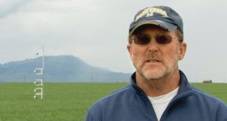 Montana wheat farmer video