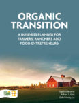 Cover image of the Organic Transition Planner