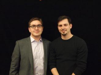 JP Knobloch and Tim Hydar