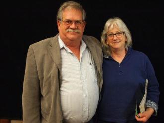 Donn Teske and Laura Lengnick