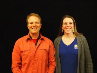 Image of David Paulk and Margo Hale