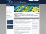 Penn State Extension website