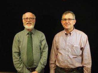 Dean Baas and Alan Sundermeier