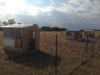Poultry houses
