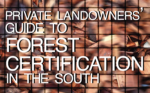 Private Landowners Guide to Certification Guide Cover