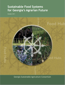 sustainable food systems for Georgia's agrarian future book