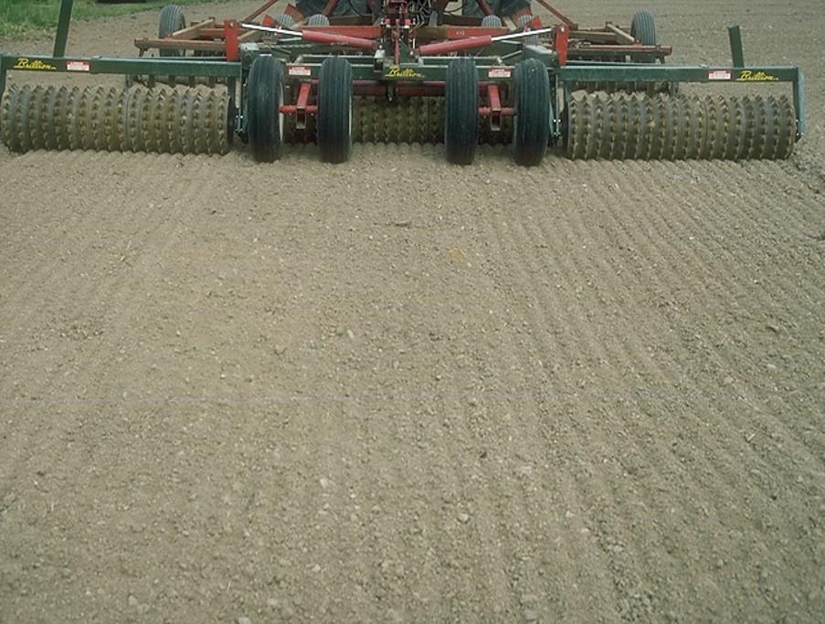 stage 2 of soil tilth