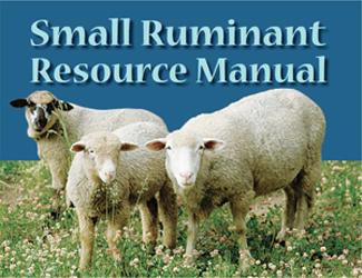 small ruminant resource manual