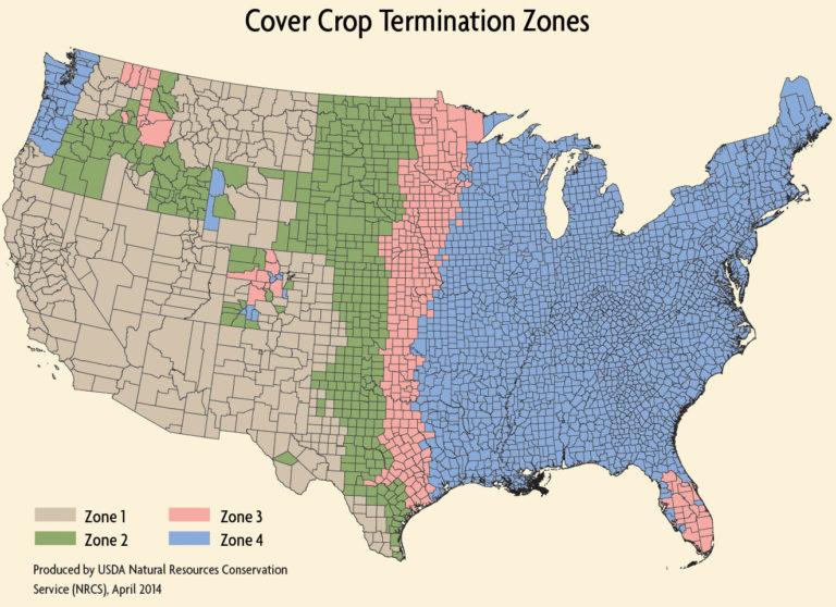 map of cc termination zones